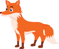 clip royalty free download Free clip art pictures. Fox clipart