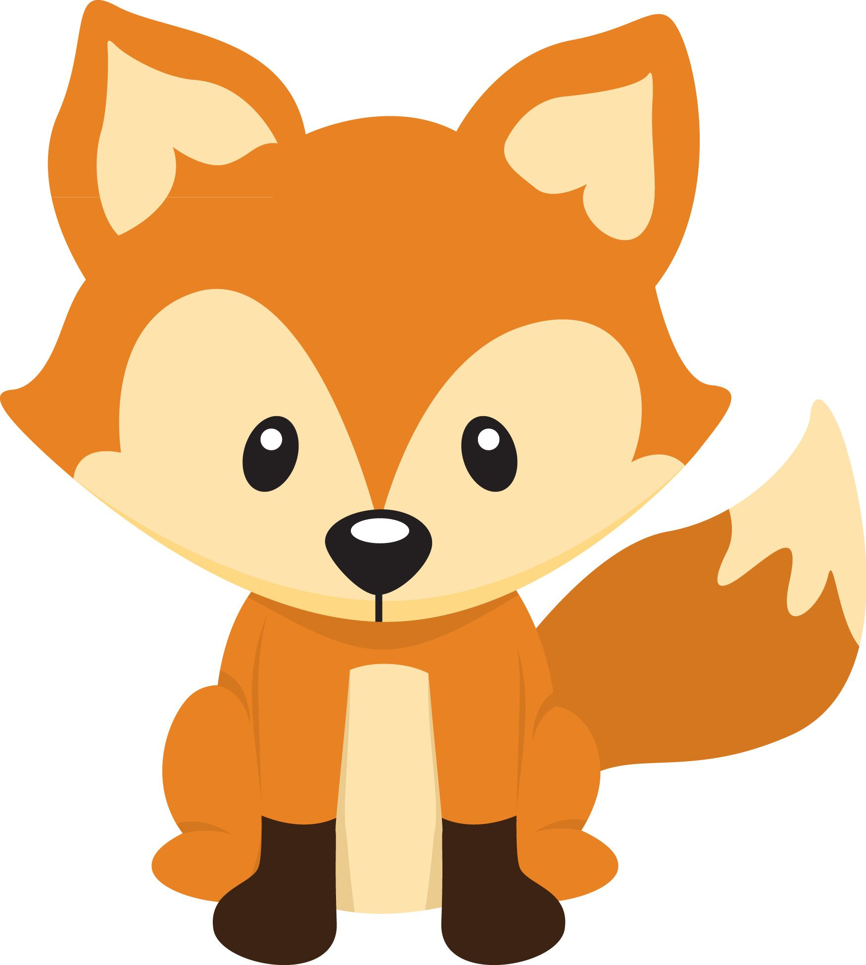 clipart library Free pictures clipartix peanuts. Fox clipart