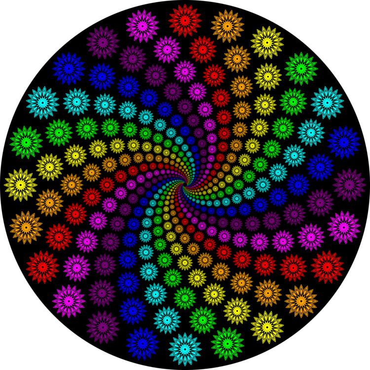 graphic library stock Fractal art Spiral Visual arts Point Circle free commercial clipart
