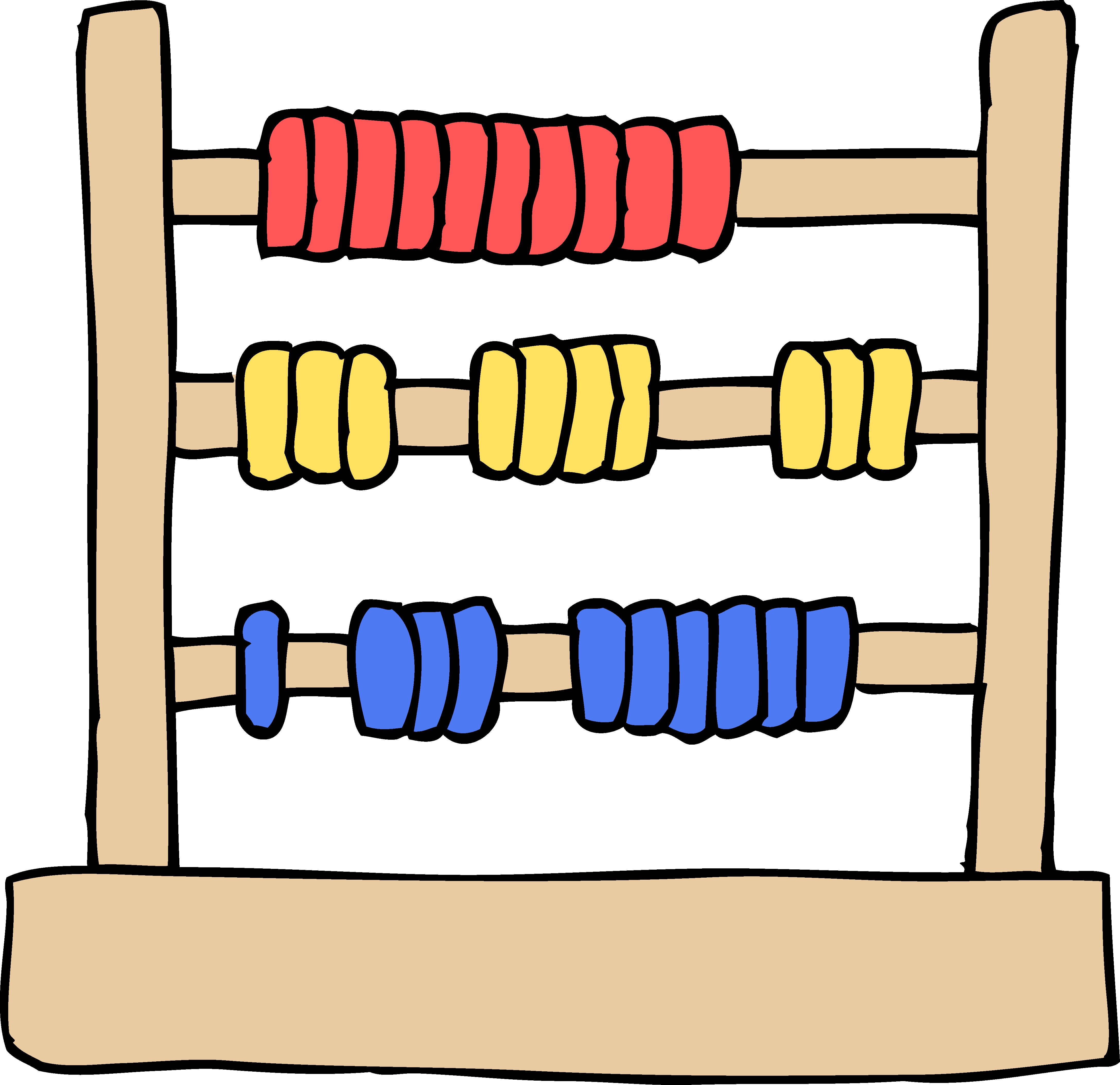 jpg freeuse download Yoyo clipart real. Kids abacus toy free