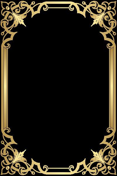 jpg black and white Border Frame Transparent Clip Art