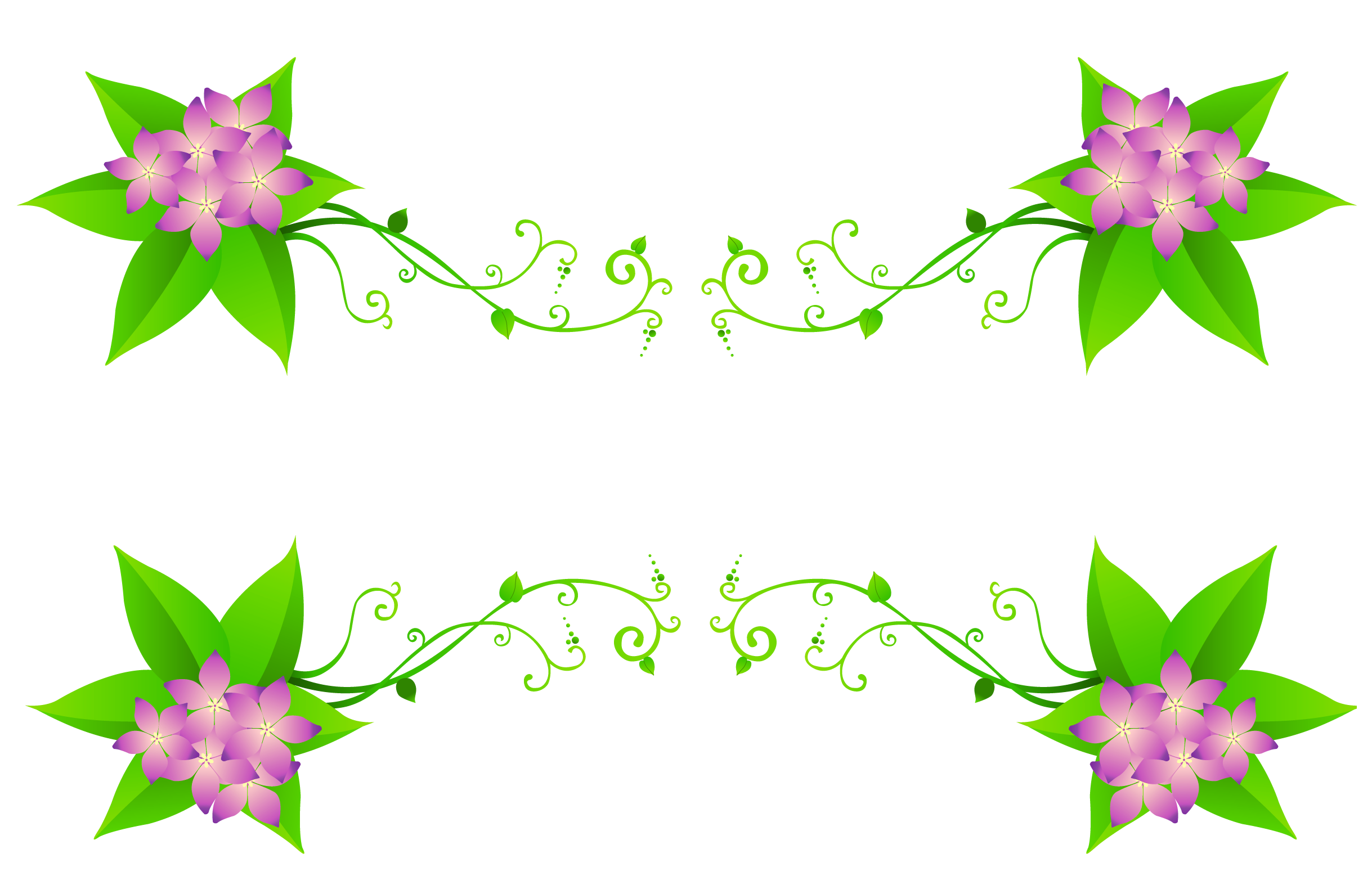 picture freeuse download Page clipart spring. Flowers decoration gallery yopriceville.