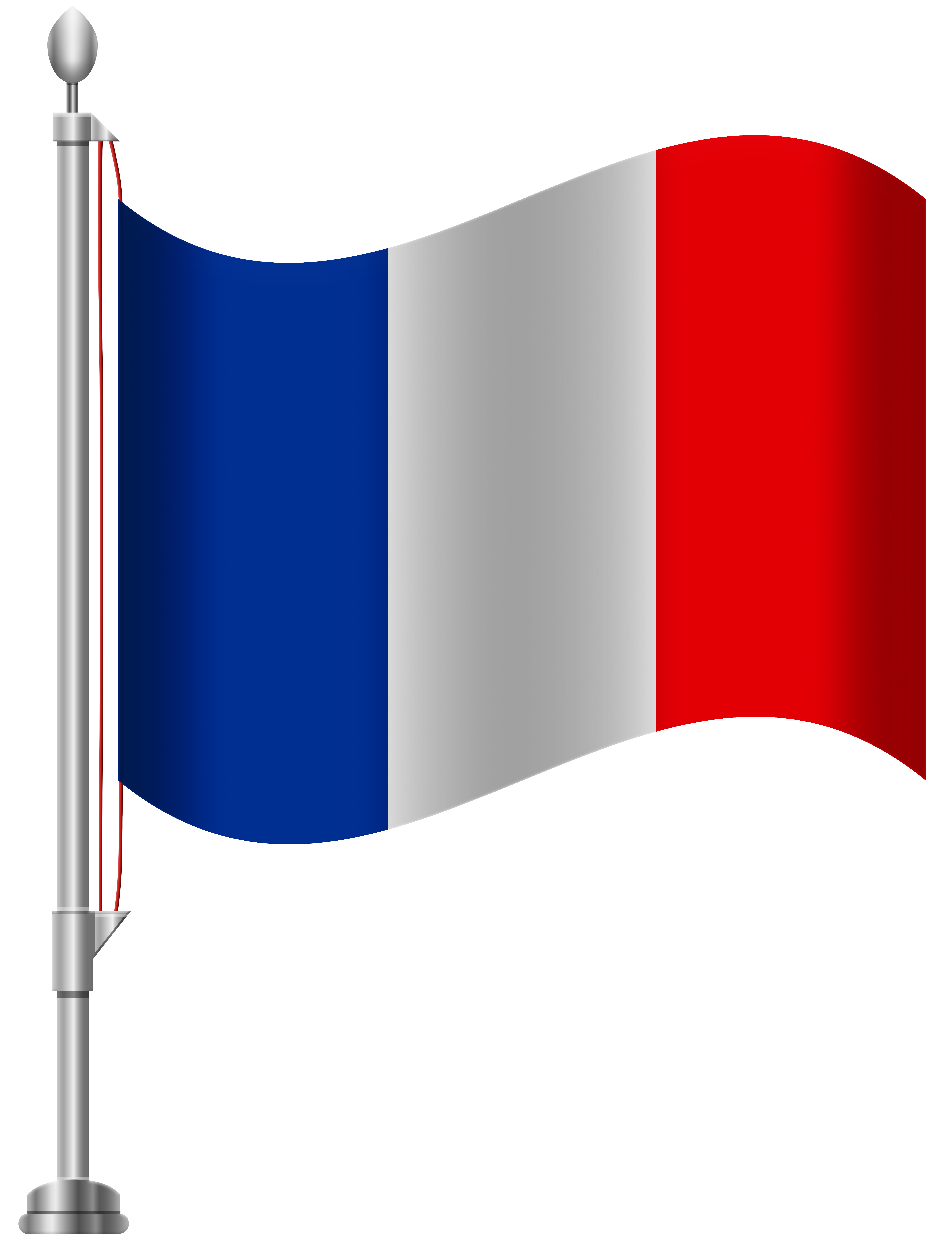 svg transparent Flag png clip art. France clipart.