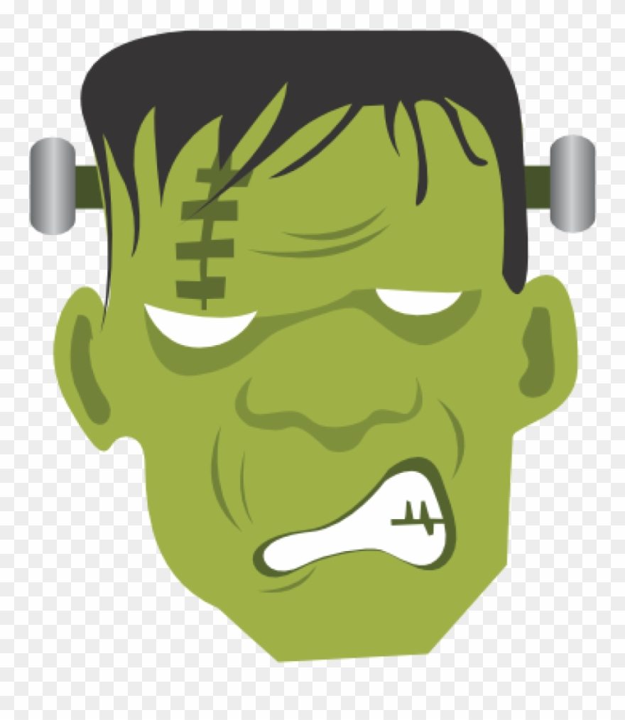 banner royalty free library Clipartix for teachers . Frankenstein clipart.