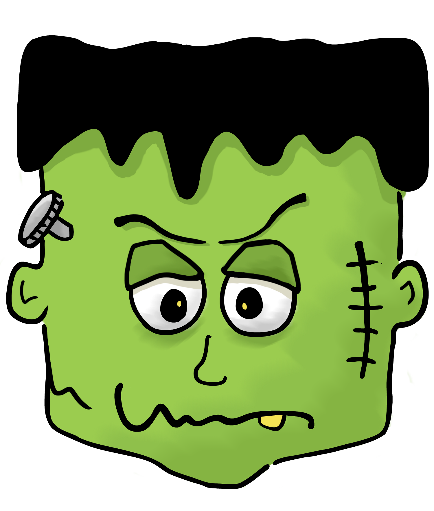 clipart free stock Free cliparts download clip. Frankenstein clipart.