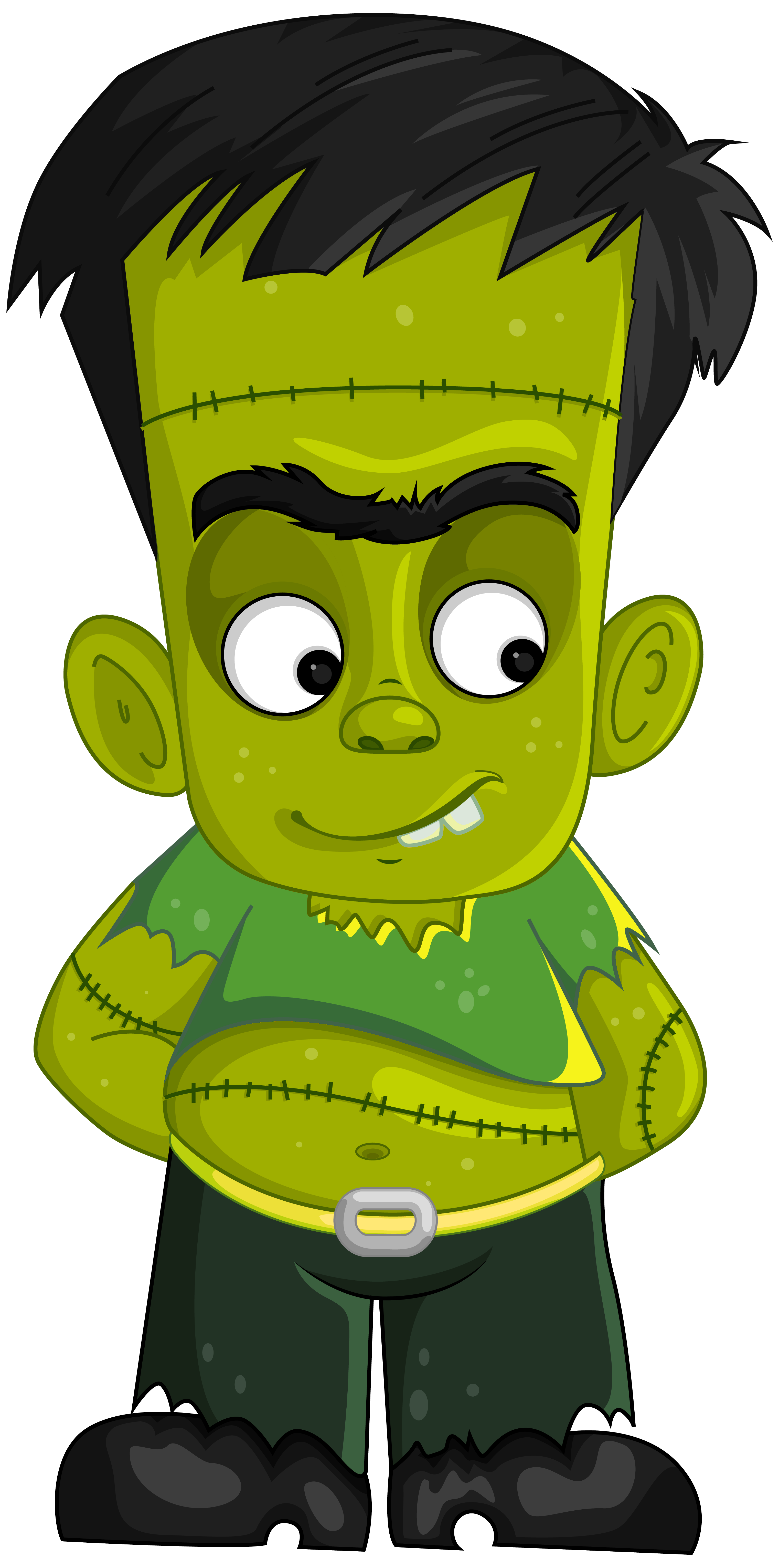 vector library download Png image gallery yopriceville. Frankenstein clipart.