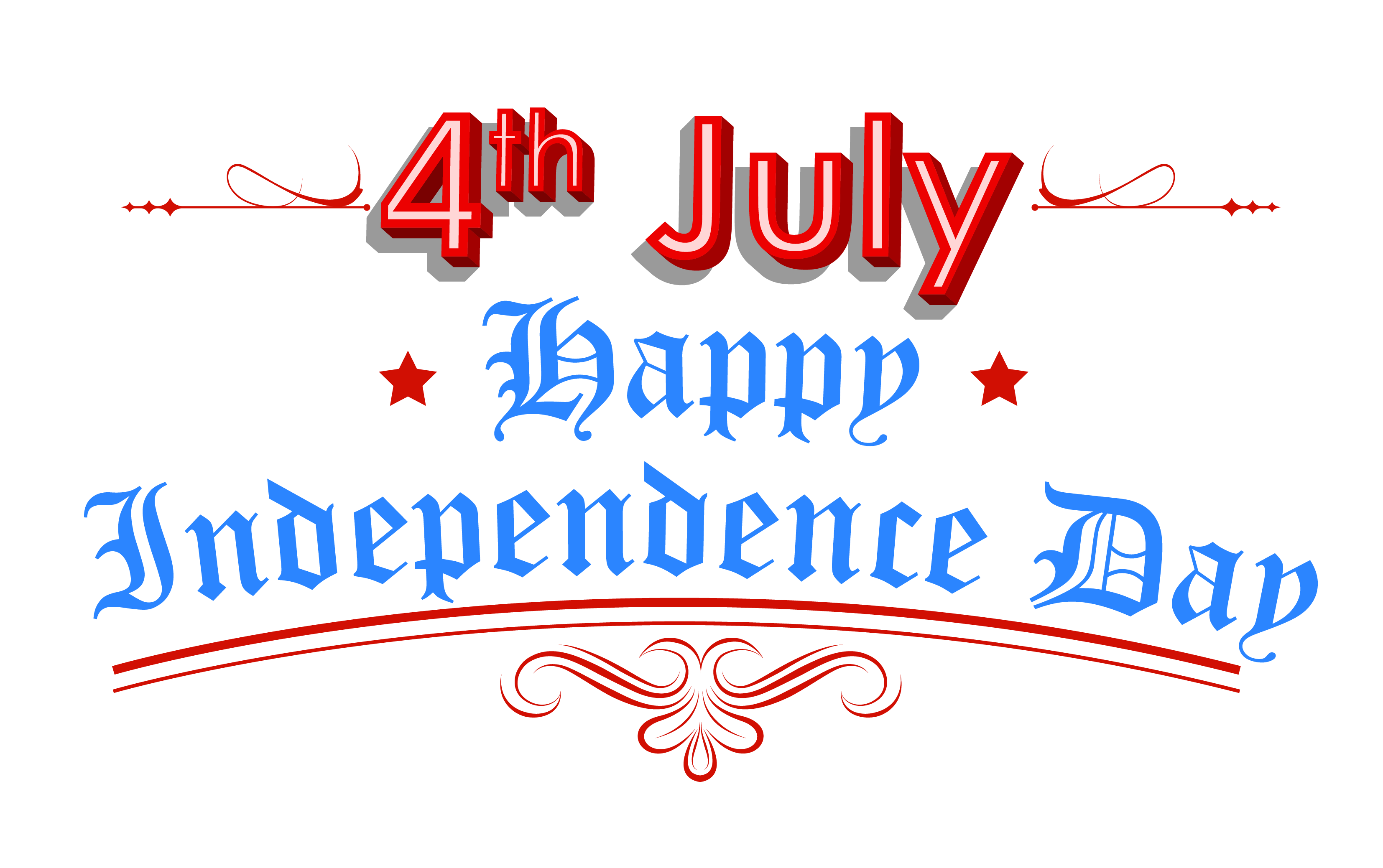 clip art library stock Free th of july. 4th clipart background