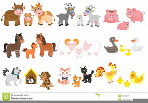 png freeuse library Animated farm images at. Free animal clipart
