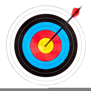 banner black and white library Images at clker com. Free archery clipart