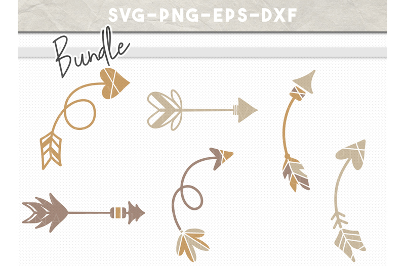svg black and white stock Free arrow clipart images. Bundle svg file handdrawn