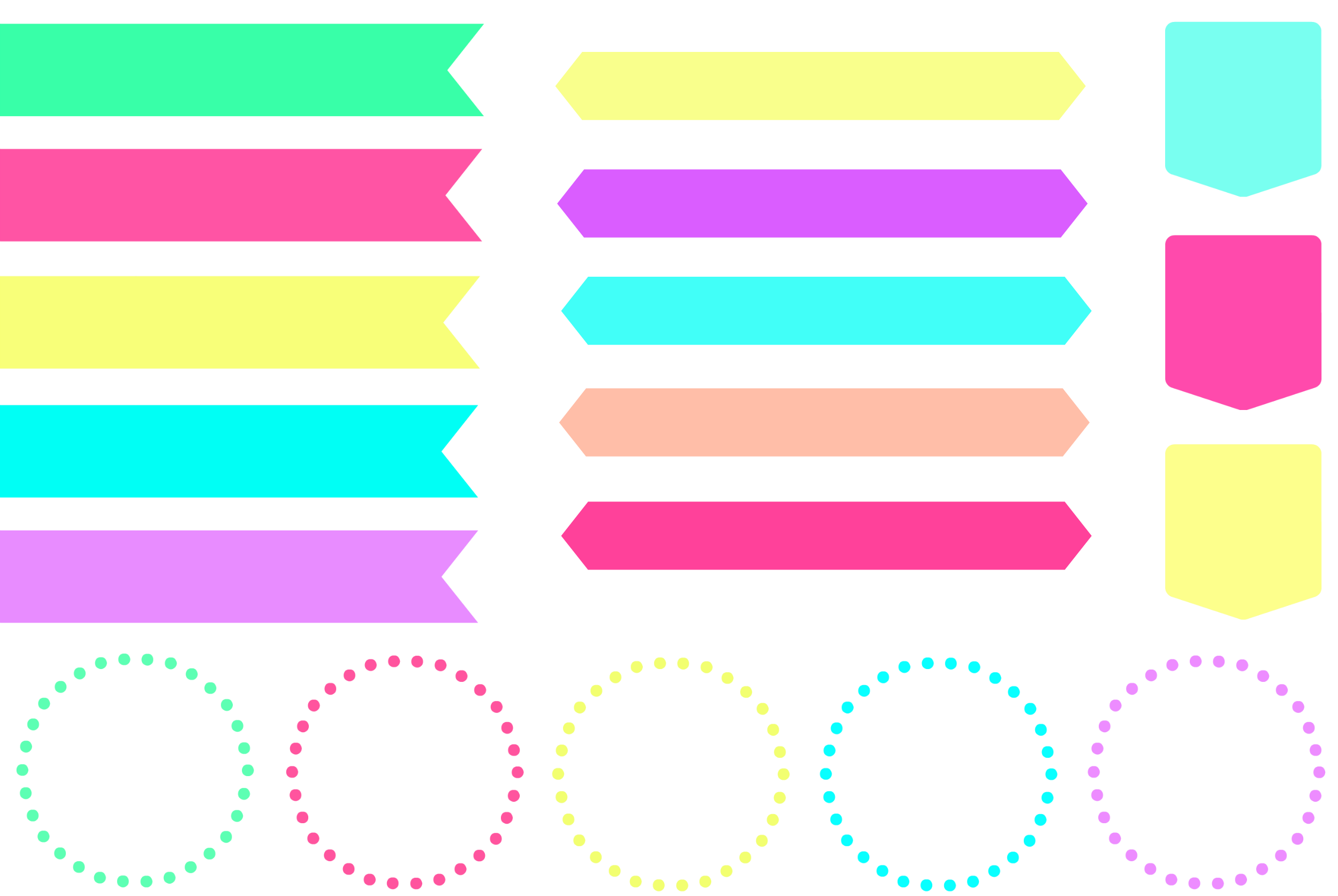 clip freeuse library Flag Banner Clipart