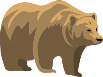 vector royalty free library Bears graphics images and. Free bear clipart
