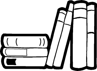 clip art free library Clipart black and white library. Free book download clip.