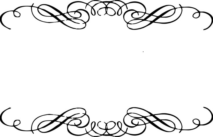 vector library stock Border wedding transparent for. Clipart borders free