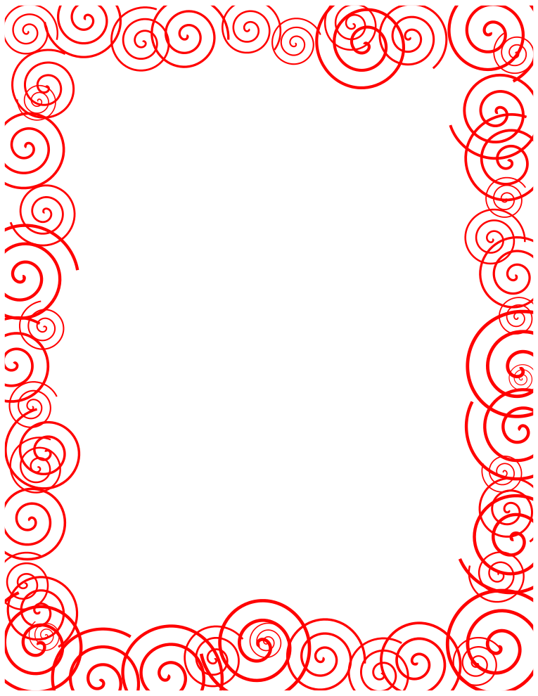 image transparent library Free border clipart. Borders download clip art