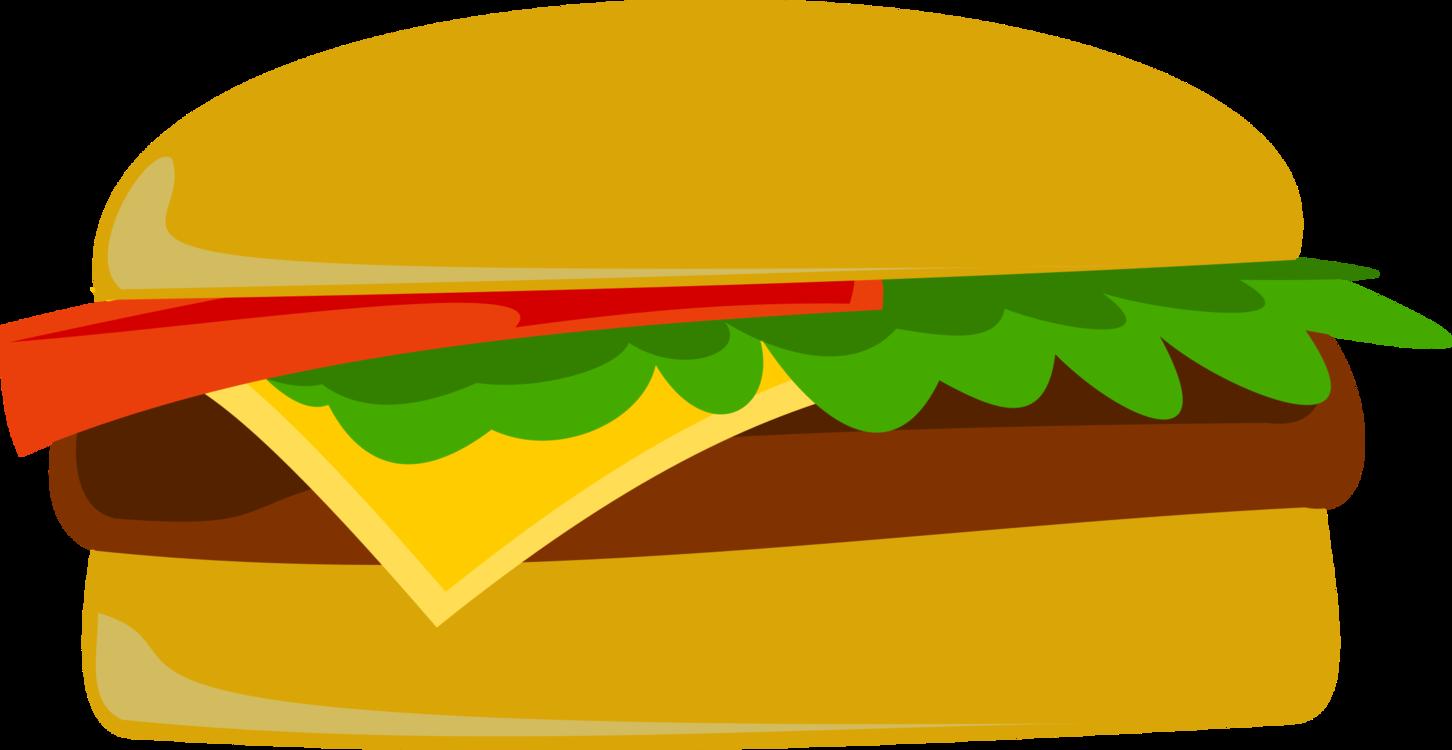 jpg royalty free download Cheeseburger hamburger fast food. Vector burger line art