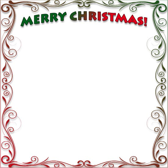 jpg freeuse Frames . Christmas borders clipart free
