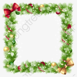 clipart transparent library Free christmas borders clipart. Border cliparts silhouettes