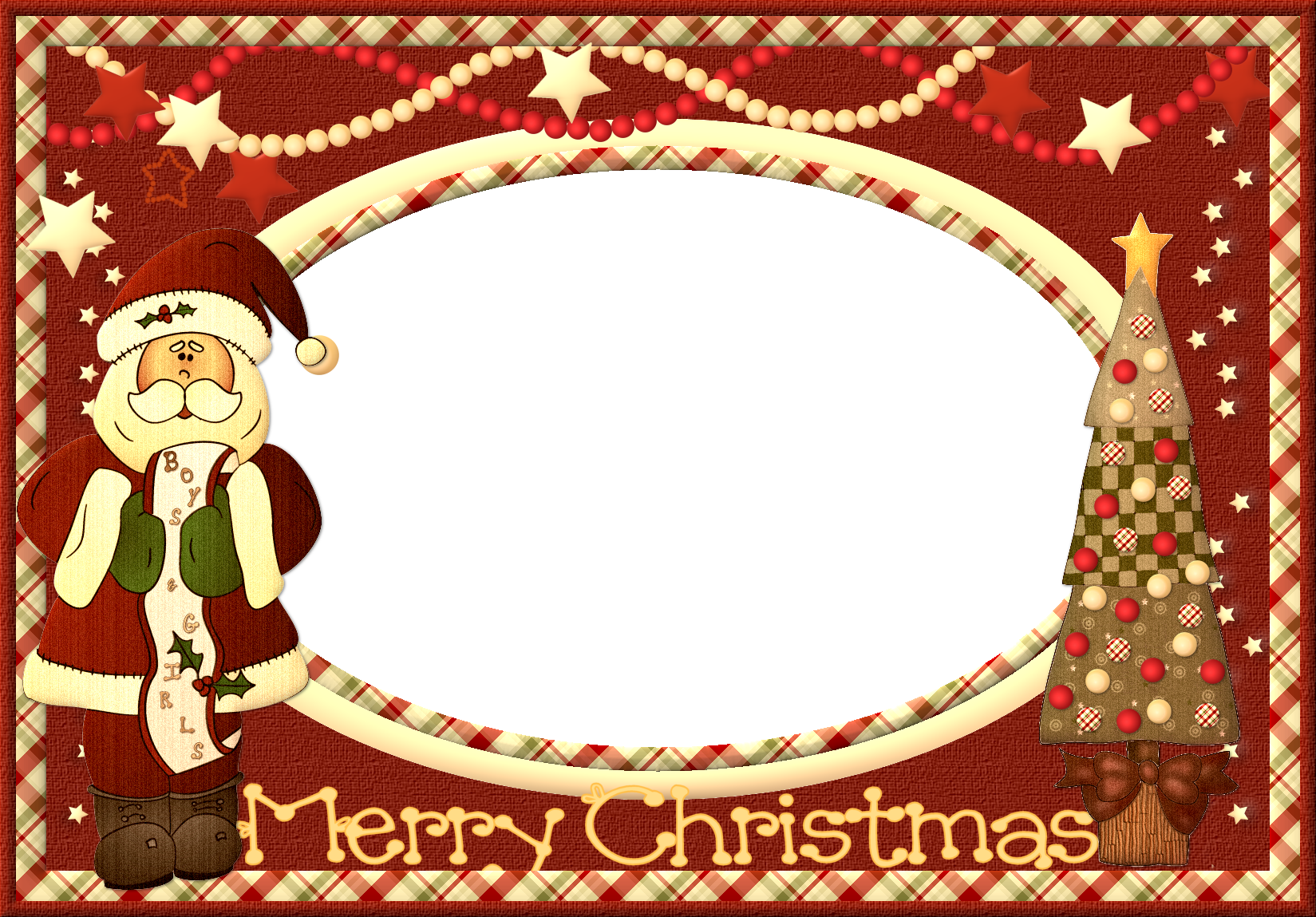 clip art free download Photo frame cards tier. Free christmas borders clipart