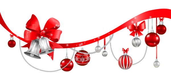 svg free library Free christmas clipart borders.  decorations merry tree