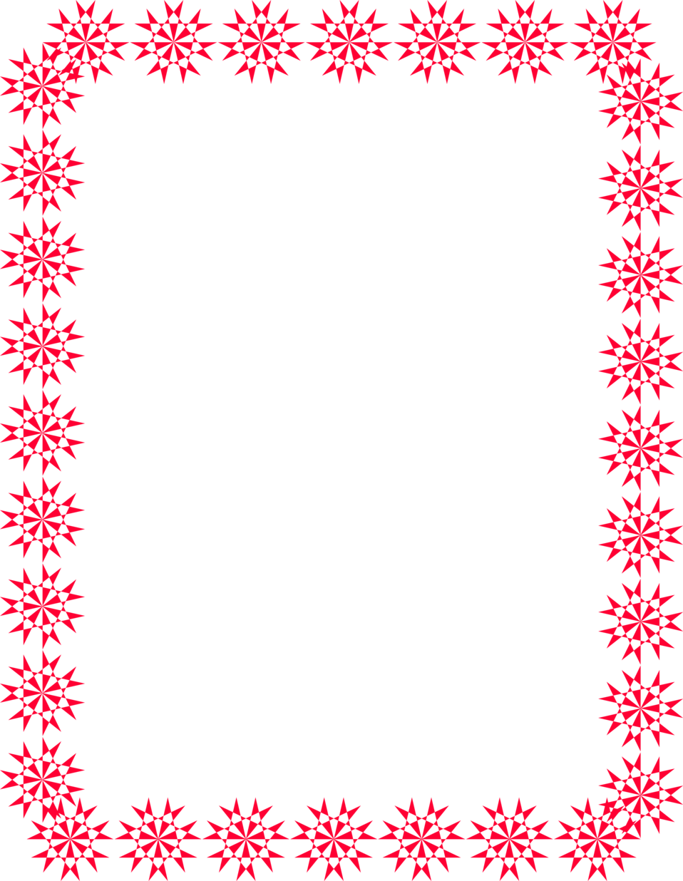 image freeuse stock  collection of frames. Free christmas clipart borders.