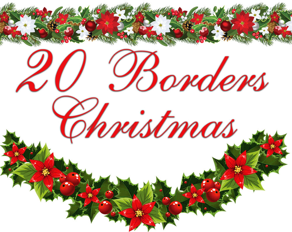 image royalty free Free christmas clipart borders. Cliparts border download clip