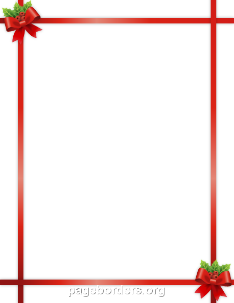 clipart royalty free download Free christmas clipart borders for word. Microsoft download best