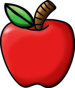 svg royalty free download Free clipart apples. Apple freebie cheers september.