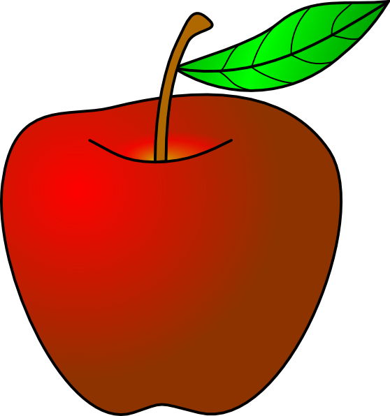 banner royalty free Free clipart apples. Apple clip art at.
