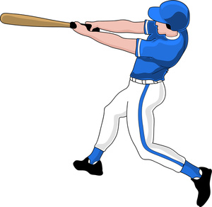 clipart library library Baseball clip player. Free cliparts download art