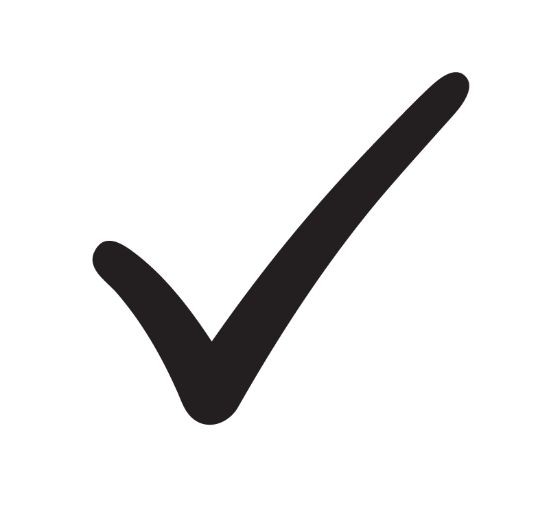 transparent download checkmark transparent black #91545945