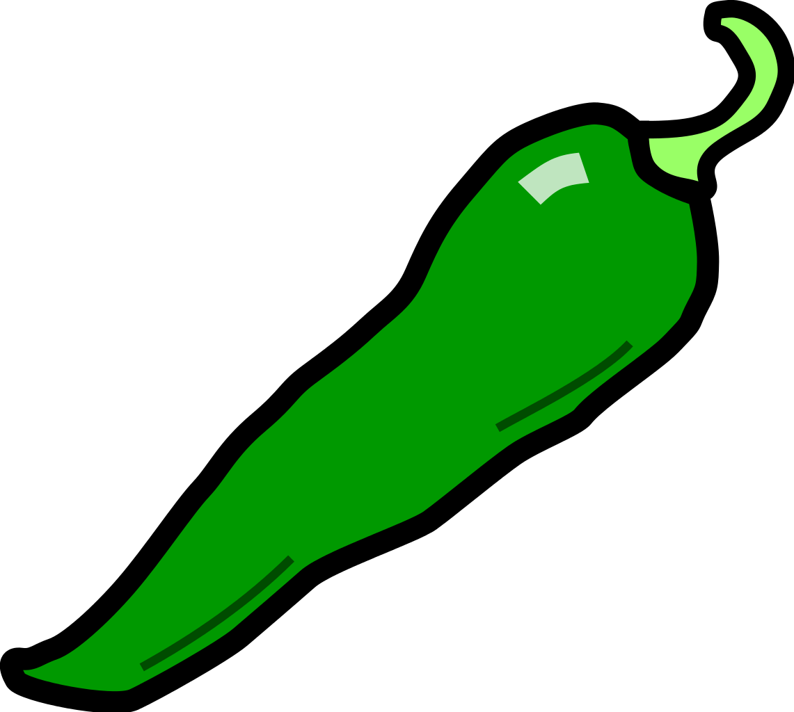 clip library Collection of free Chilli clipart green chili