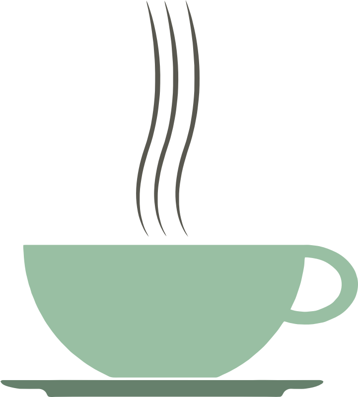 graphic free download Free clipart coffee cup steaming. Medium image png