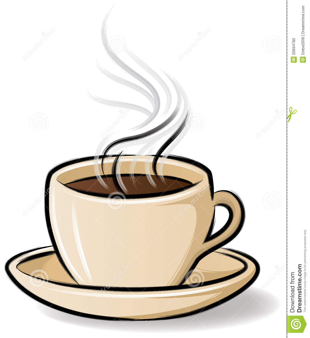 clip art Animated download best . Free clipart coffee cup steaming