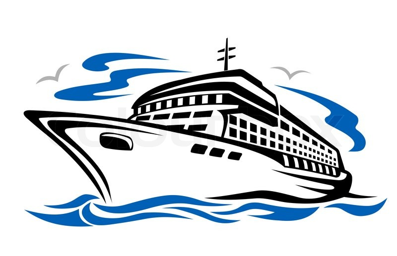image free stock Clip art png free. Yacht clipart cruise ship