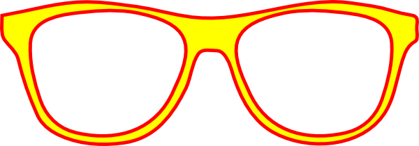 graphic freeuse stock Brown Glasses Frames Clipart