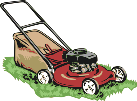 svg library library Lawn Mowers Cartoon Honda free commercial clipart