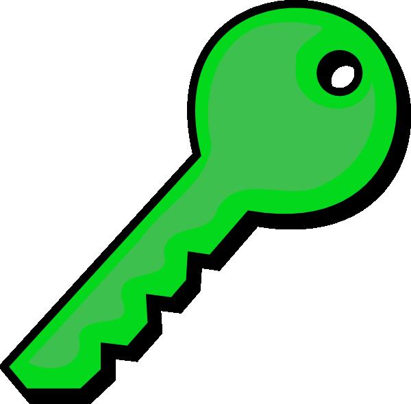 clip transparent download Green clip art at. Clipart key.