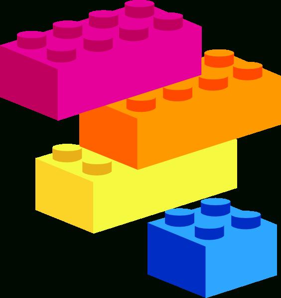 clip art black and white download Lego blocks clip art. Free clipart legos.