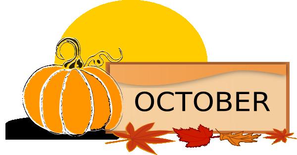royalty free October Clip Art at Clker