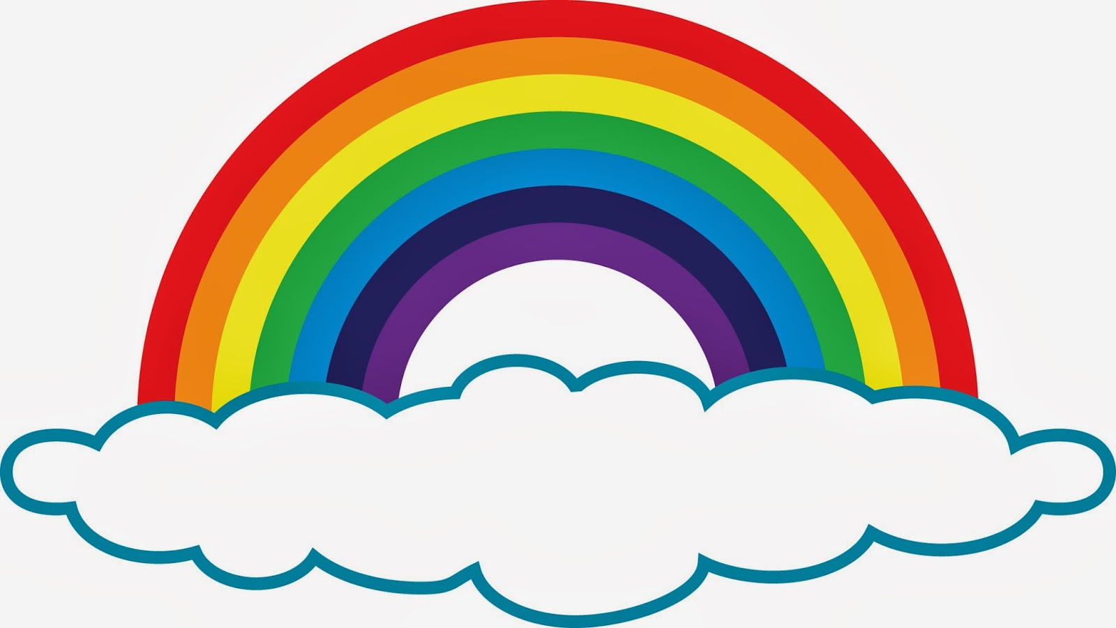 png royalty free Best clipartion com . Rainbow clipart for kids