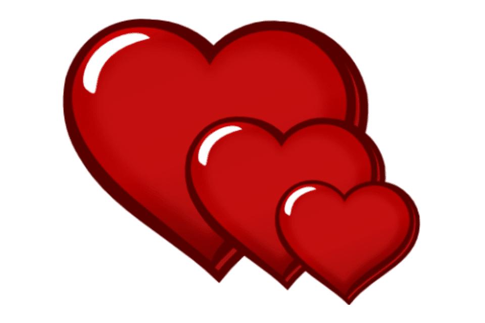 clip art free library  free heart art. Hearts clip.