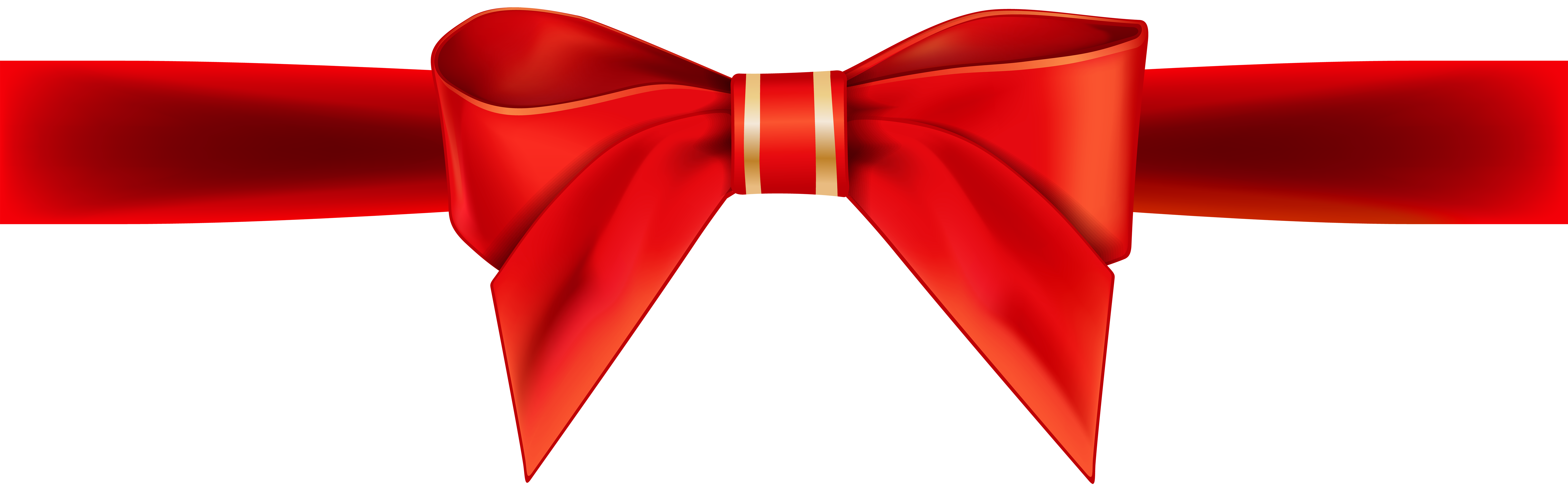 png library library Red Ribbon Bow Transparent PNG Clip Art Image