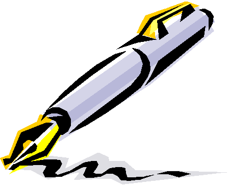 vector freeuse library Writing at getdrawings com. Writer clipart writer's