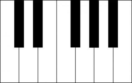 png transparent Piano key clipart. Free keys cliparts download