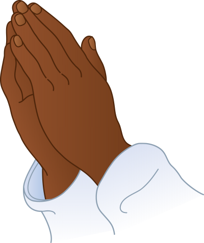 png royalty free library Praying Hands Clipart