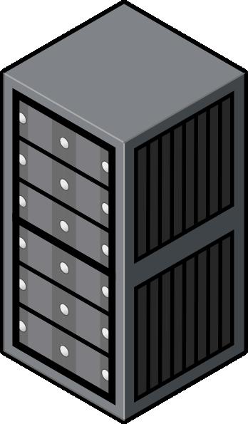 clipart transparent Server Rack Clipart