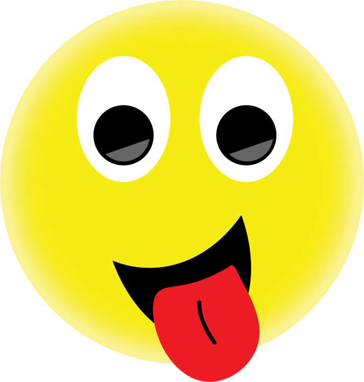 clip art royalty free library Smiley Emoticon Computer Icons Tongue free commercial clipart
