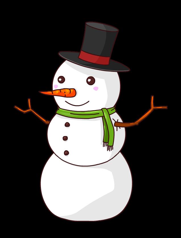clip royalty free Snowman Cartoon Clip art