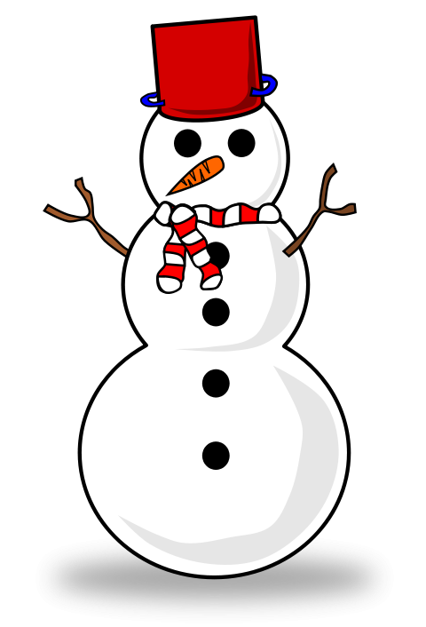 clip art download Free Snowman Clipart